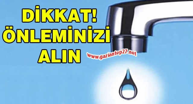 SUSUZ GAZİANTEP