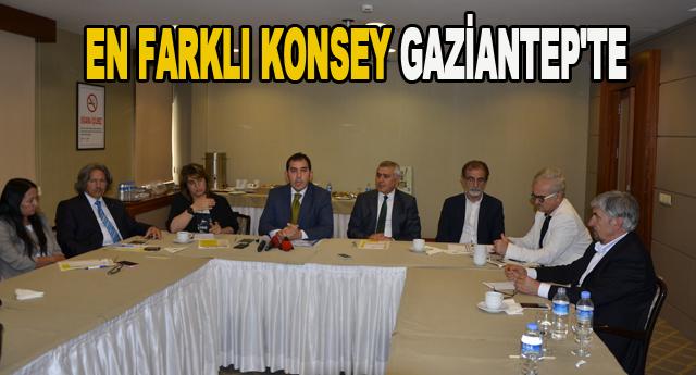 Türkiye Kent Konseyleri Birliği Gaziantep'te toplandı
