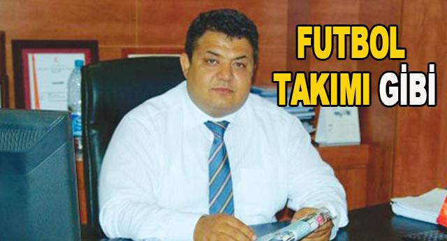 Gaziantep'in hakkı 3'tü