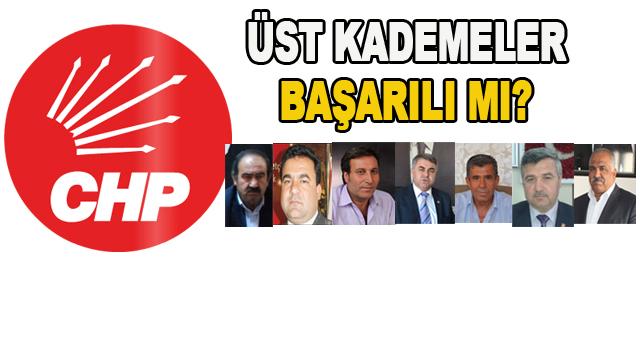 CHP'de söz ilçe başkanlarında