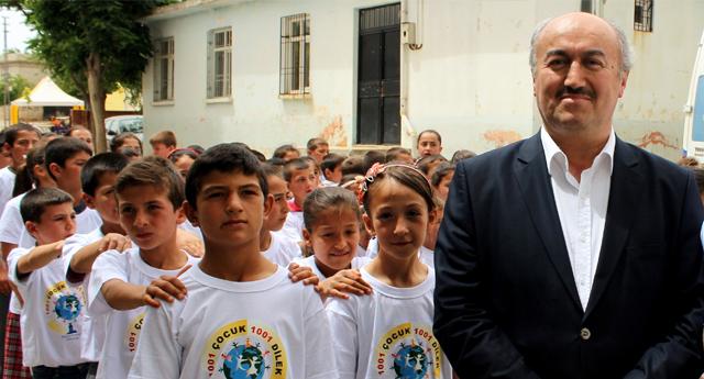 Suriyelilere 60 milyonluk yardım