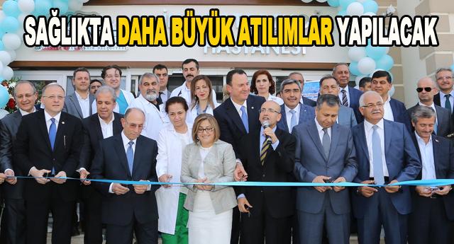 Gaziantep'e yeni hastane