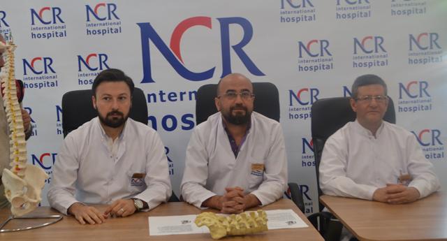 NCR büyük düşünüyor
