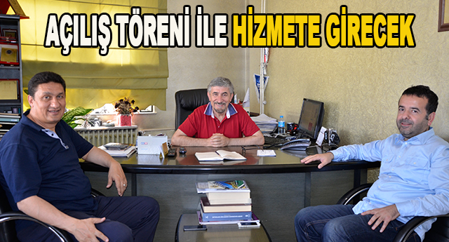 Kamil Koç Gaziantep'te