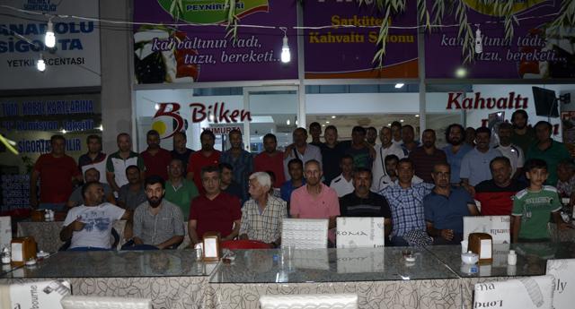 Masterler iftar buluşması