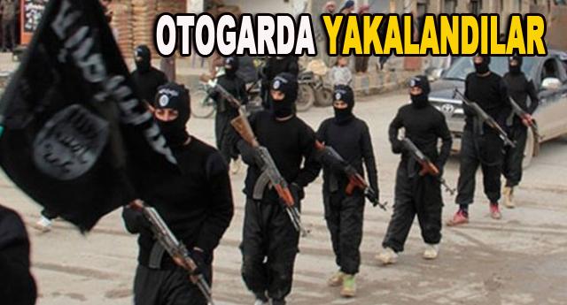 Gaziantep'te IŞİD'e katılmak isteyen 45 kişi..!