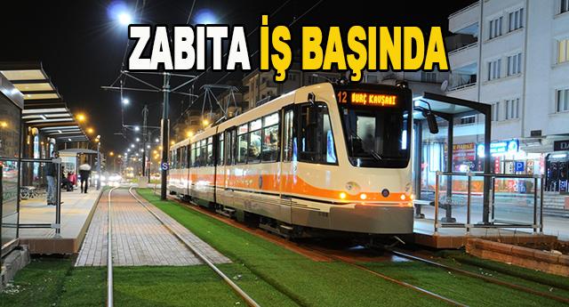 Otobüs ve tramvay ücretsiz