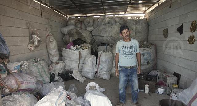 Suriyelilerin yaşam mücadelesi
