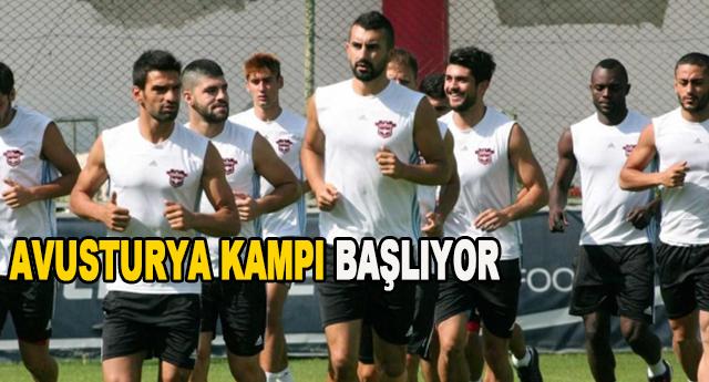 Gaziantepspor, ikinci etap çalışmalarına başlıyor