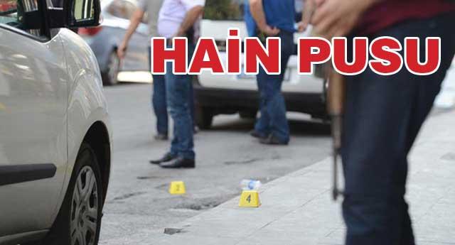 Diyabakır'da 1 polis şehit, 1 polis yaralı