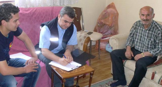 Iraklı Türkmenlere yardım