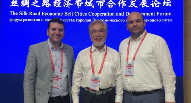 Çin'de önemli işbirliği