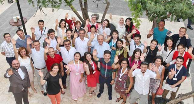Barış elçilerine kültür dersi