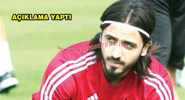 Artık Gaziantepspor'lu