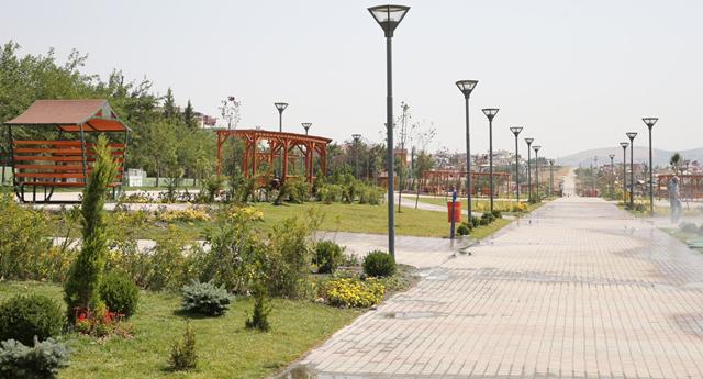 Büyükşehir Nurdağı'na el attı