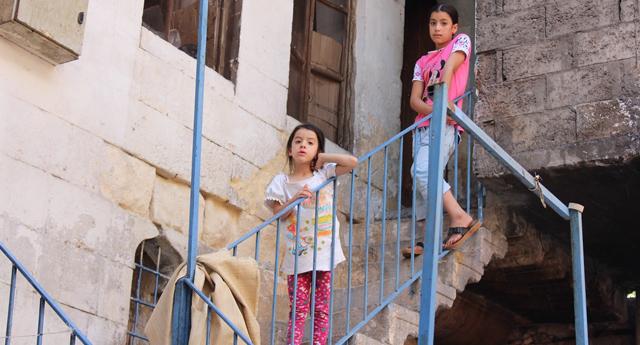 Antep evleri Suriyelilere emanet
