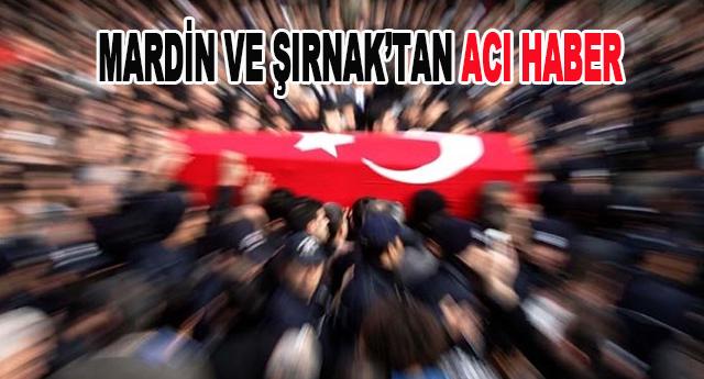 2 POLİS ŞEHİT