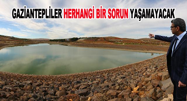 Su sorunu yaşanmayacak