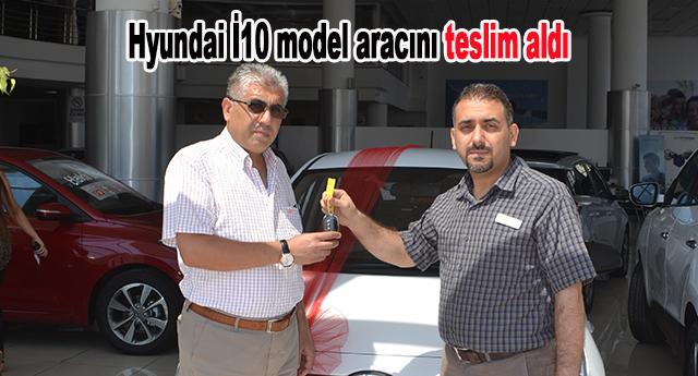 Hyundai talihlisi Gaziantep'ten