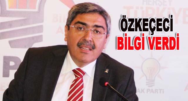 AK Parti'de yeni isimler görevde