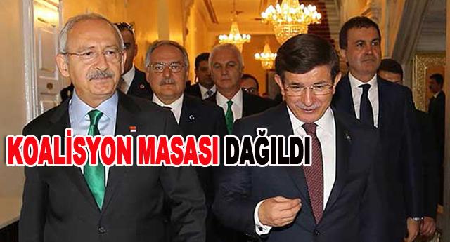 Kılıçdaroğlu: Koalisyon teklifi gelmedi