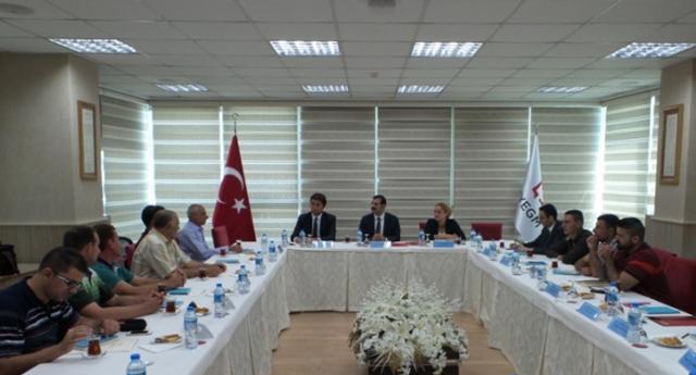 Iraklı Bektaşiler,  Türkiye'yi ziyaret etti