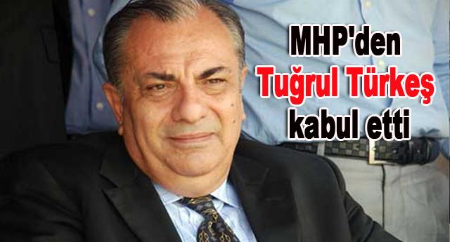 MHP'de Türkeş sürprizi