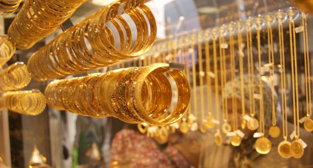 En çok altın aldık