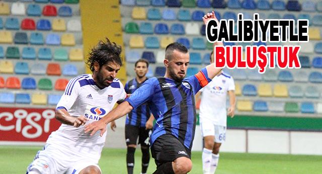 Büyükşehir Kayseri'de patladı 1 – 2