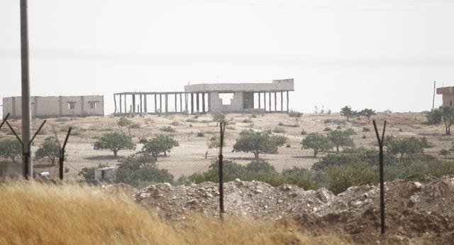 IŞİD, Carablus'u yıkıyor