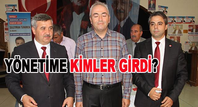 CHP Şehitkamil'de Kadir Yücel sürprizi