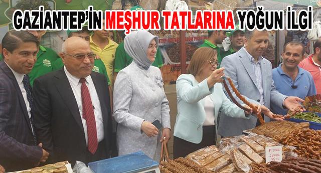 İstanbul'da yaşayanlar hasret giderdi