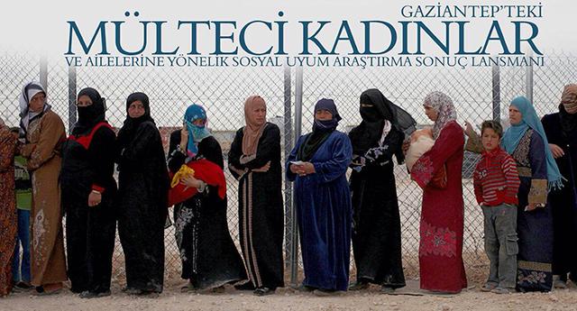 Sığınmacı kadınları konuşacaklar