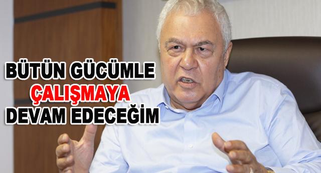 Celal Doğan İstanbul'dan aday