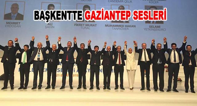 Başbakan Gaziantep atkısını açtı