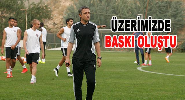 Mutlu Topçu Galatasaray'ı düşünüyor