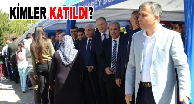 Gaziantep Valisi bayramlaşma adresini değiştirdi