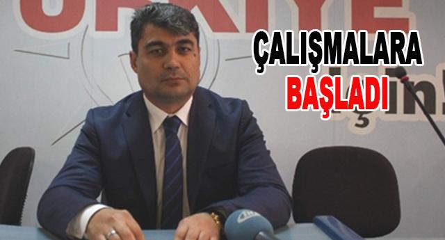 AK Partide Haz'a dönüş
