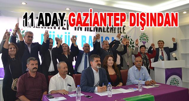 HDP'li aday 110 vekil istedi