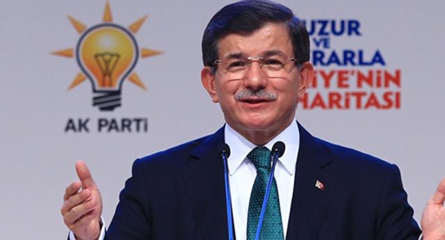 Davutoğlu'ndan Gaziray müjdesi
