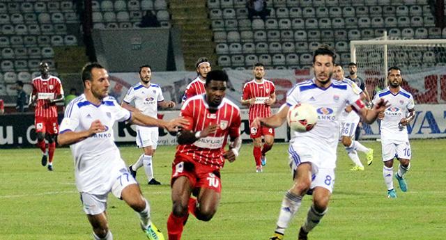 Samsun'dan puan çıkarttık  0 – 0