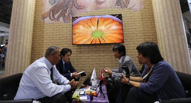 Gaziantep Japon televizyonunda