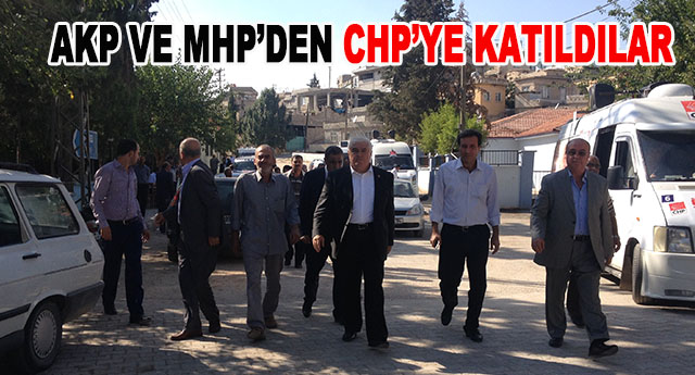 CHP'de tempo arttı