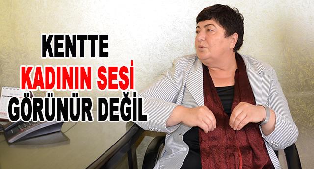 Gaziantep Kadın kenti olmalıydı