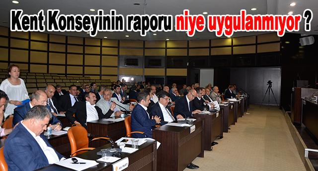 Meclise damgasını vuran CHP değerlendirmeleri