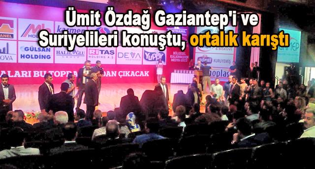 Fatma Şahin konuşunca MHP'liler yuhaladı