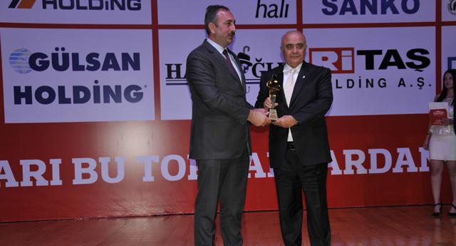 MB'ye enerji markası ödülü