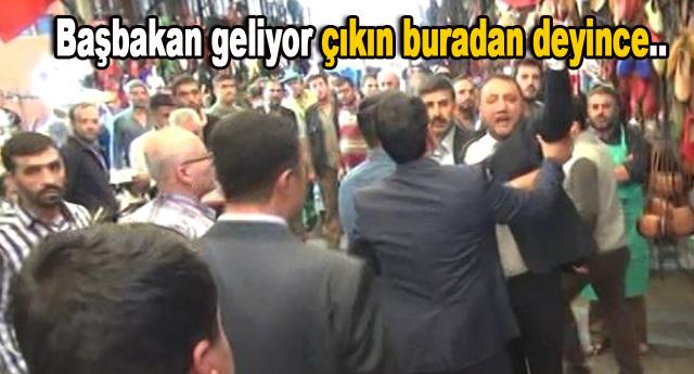 Bakırcılar'da MHP- AKP gerginliği