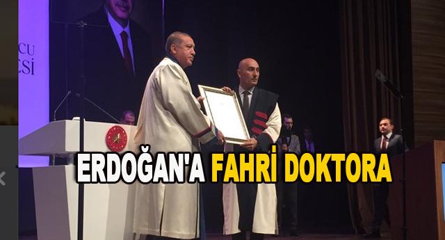 Hasan Kalyoncu Üniversitesi'nce verildi
