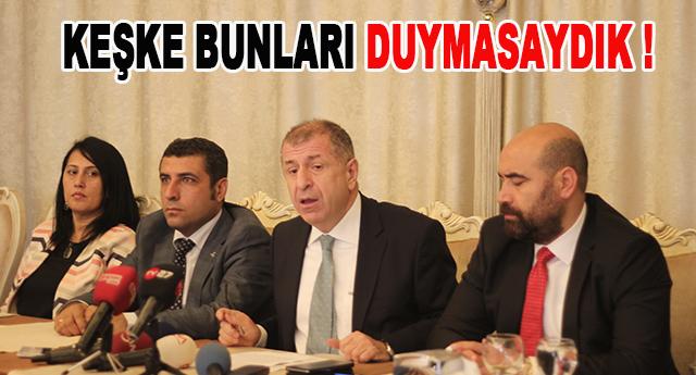Ümit Özdağ, Gaziantep için yine uyardı